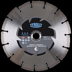 PREMIUM - Dry cutting saw blade DCAB - abrasive