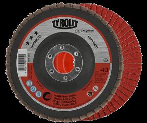 PREMIUM Flap disc - CERABOND - inox - full